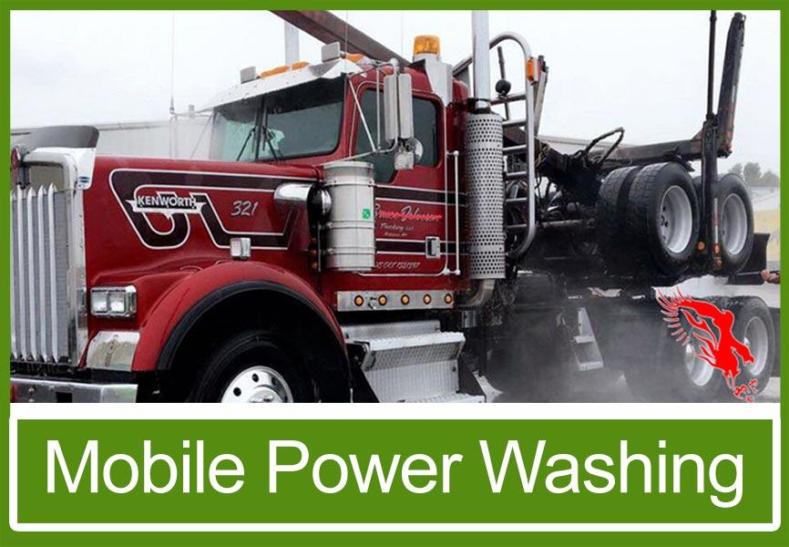 Mobile Power Washing